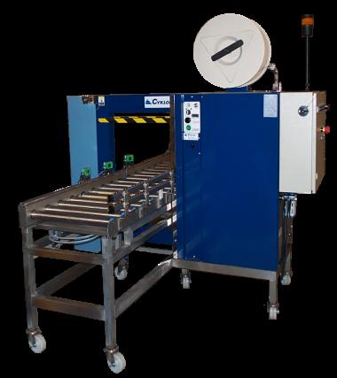 Omsnoeringsmachine Ampag Boxer Y Tr Front